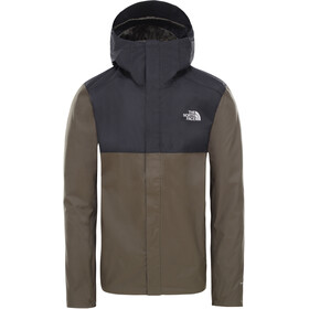 The North Face Quest Chaqueta con Cremallera Hombre, new taupe green/tnf black